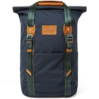 Master Piece Milly Roll Top Backpack Blue