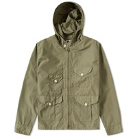 Post Overalls Cruzer Parka Green