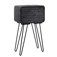 Nordal Wooden Side Table