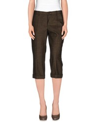 Moschino Cheap And Chic Moschino Cheapandchic Trousers 3 4 Length Trousers Women
