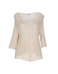 Base London Base Knitwear Cardigans Women Ivory
