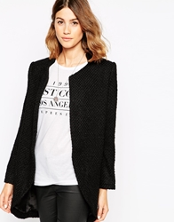 Finders Keepers Careless Love Coat Black
