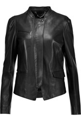Belstaff Desford Leather Jacket Black