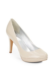 Circa Joan And David 'Pearly' Patent Leather Platform Pumps