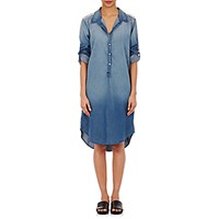 Nsf Women's Beaded Shoulder Shirtdress Navy