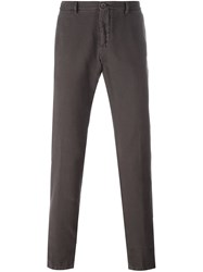 Etro Chino Trousers Brown
