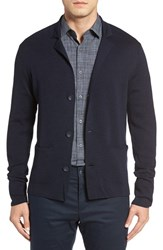 Robert Barakett Men's Fitzgerald Wool Button Cardigan
