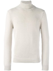 Malo Ribbed Jumper Nude Neutrals