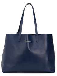 Want Les Essentiels De La Vie 'Strauss' Tote Bag Blue