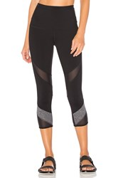 Lorna Jane Cutting Edge Core 7 8 Legging Black