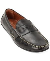 Polo Ralph Lauren Men's Abner Loafers Men's Shoes Black