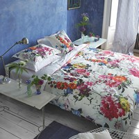 Designers Guild Amrapali Peony Duvet Cover Double
