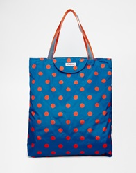 Cath Kidston Tote Foldaway Buttonspot