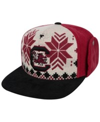 Top Of The World South Carolina Gamecocks Christmas Sweater Strapback Cap