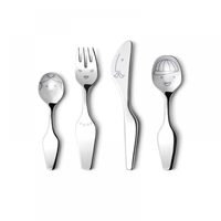 The Future Perfect Alfredo Twist Family Cutlery Objects