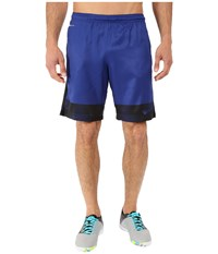 Nike Strike Printed Graphic Woven 2 Soccer Short Deep Royal Blue Men's Shorts