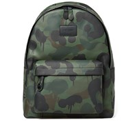 Coach Campus Backpack Green