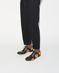 Marni Dot Oxford Black