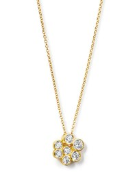 Ippolita 18K Glamazon Stardust Mini Pendant Necklace With Diamonds