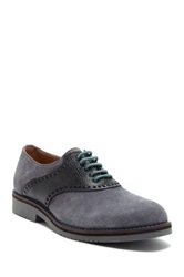 Joseph Abboud Cooper Saddle Shoe Gray