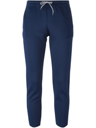 Haus 'Tech' Track Trousers Blue