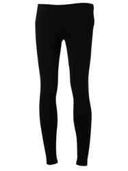 Getting Back To Square One Iconic Cropped Leggings Black
