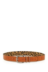 Betsey Johnson Vintage Embossed Belt Multi