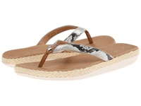 Tommy Bahama Relaxology Ionna Natural Snake Women's Sandals Beige