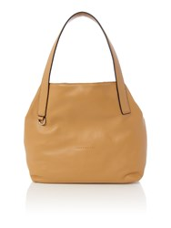 Coccinelle Mila Tan Tote Bag Tan