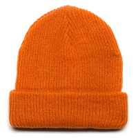 Gant Rugger Orange Ribbed Beanie