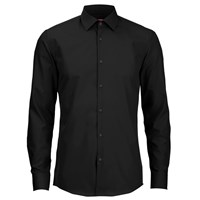 Hugo Boss Hugo Men's C Jenno Long Sleeve Shirt Black
