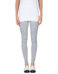 Pianurastudio Trousers Leggings Women Light Grey