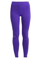 Under Armour Tights Purple