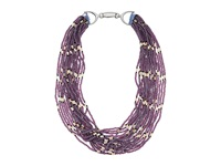 Gypsy Soule Crn31 Lilac Necklace Purple