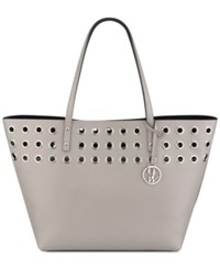 Nine West Darya Grommet Tote Elm