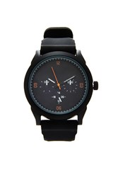 Forever 21 Men Rubber Chrono Watch
