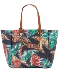 Vince Camuto Nina Tote Tropical Whiskey