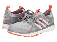 Adidas Climacool Ii Clear Onix Running White Solar Red Women's Golf Shoes Gray