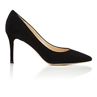 Barneys New York Women's Nataly Pointed Toe Pumps Black Blue Black Blue