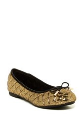 Report Merlyn Quilted Flat Metallic