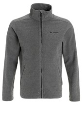 Vaude Treviso Fleece Phantom Black Grey