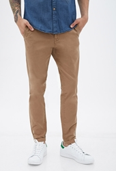 Forever 21 Classic Cotton Chinos