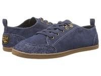 Rocket Dog Heather Blue Roadrunner Women's Lace Up Casual Shoes