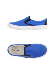 Stefanel Low Tops And Trainers Azure