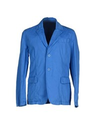 Add Suits And Jackets Blazers Men Azure