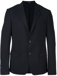 Kenzo Two Button Blazer Blue