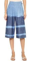 Banjanan Safari Culottes Denim