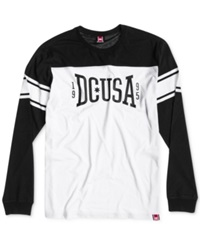 Dc Shoes Wild Card Long Sleeve T Shirt