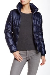 Guess Channel Down Jacket Blue