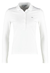 Lacoste Polo Shirt Blanc White